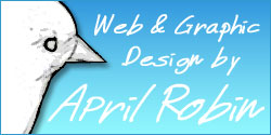 Web and Graphic Design by April Robin
