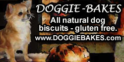 All Natural Dog Biscuits!