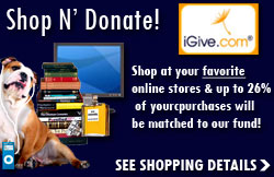 DOnate by Shopping Online!
